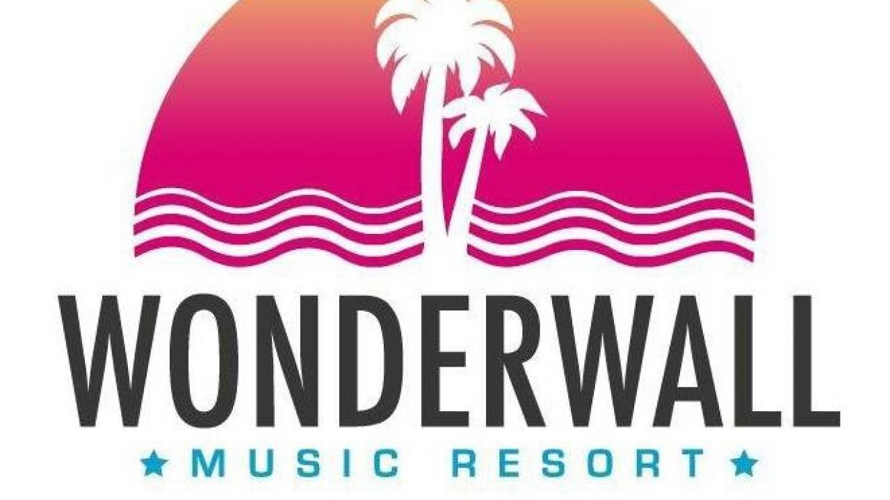 Logo de Wonderwall Music Resort