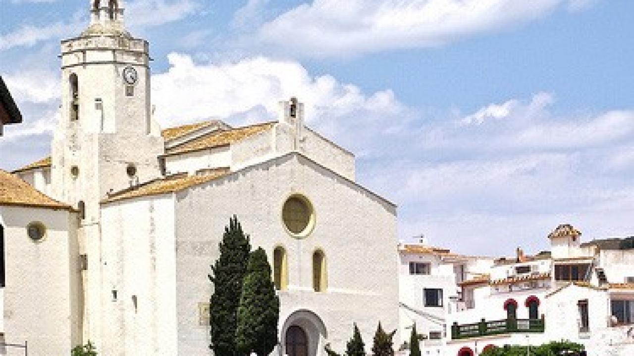 Logo de Iglesia de Santa Maria de Cadaques
