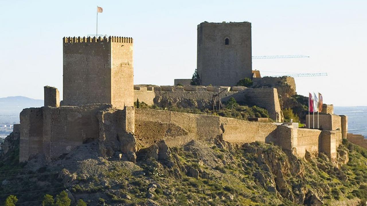 Logo de Castillo de Lorca