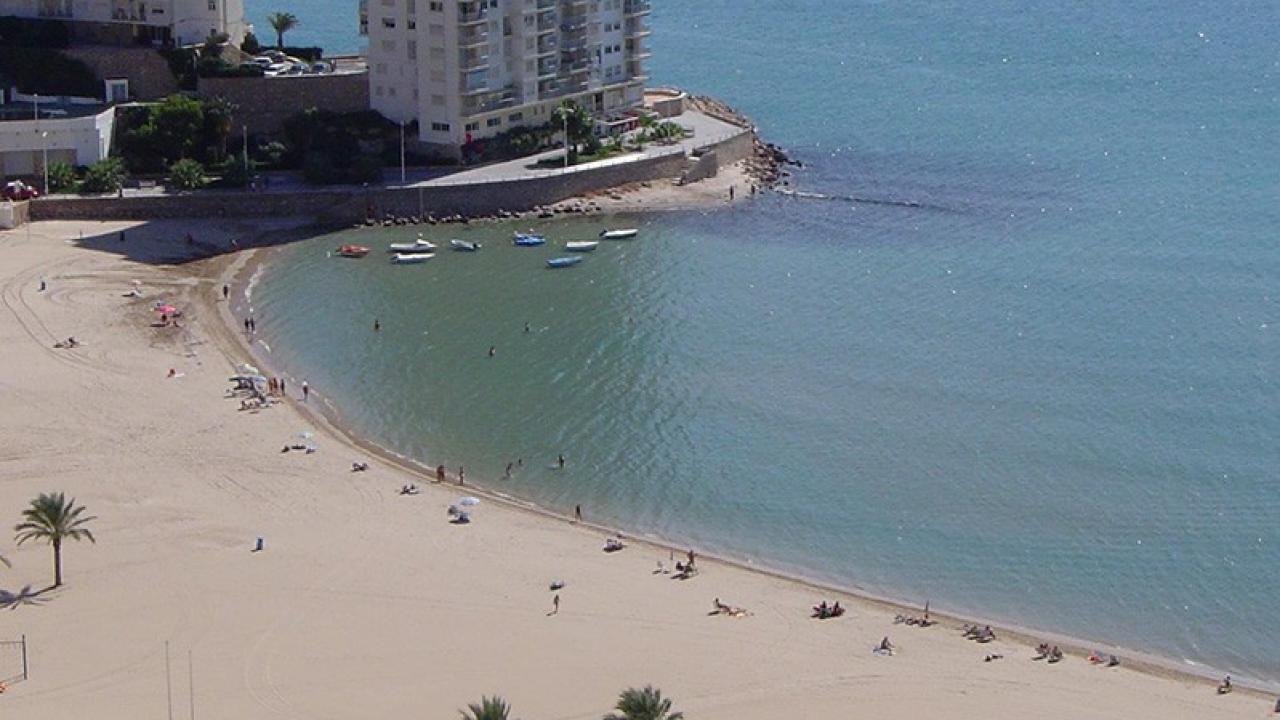 Logo de Playa de Cullera. Recinto de Festivales.