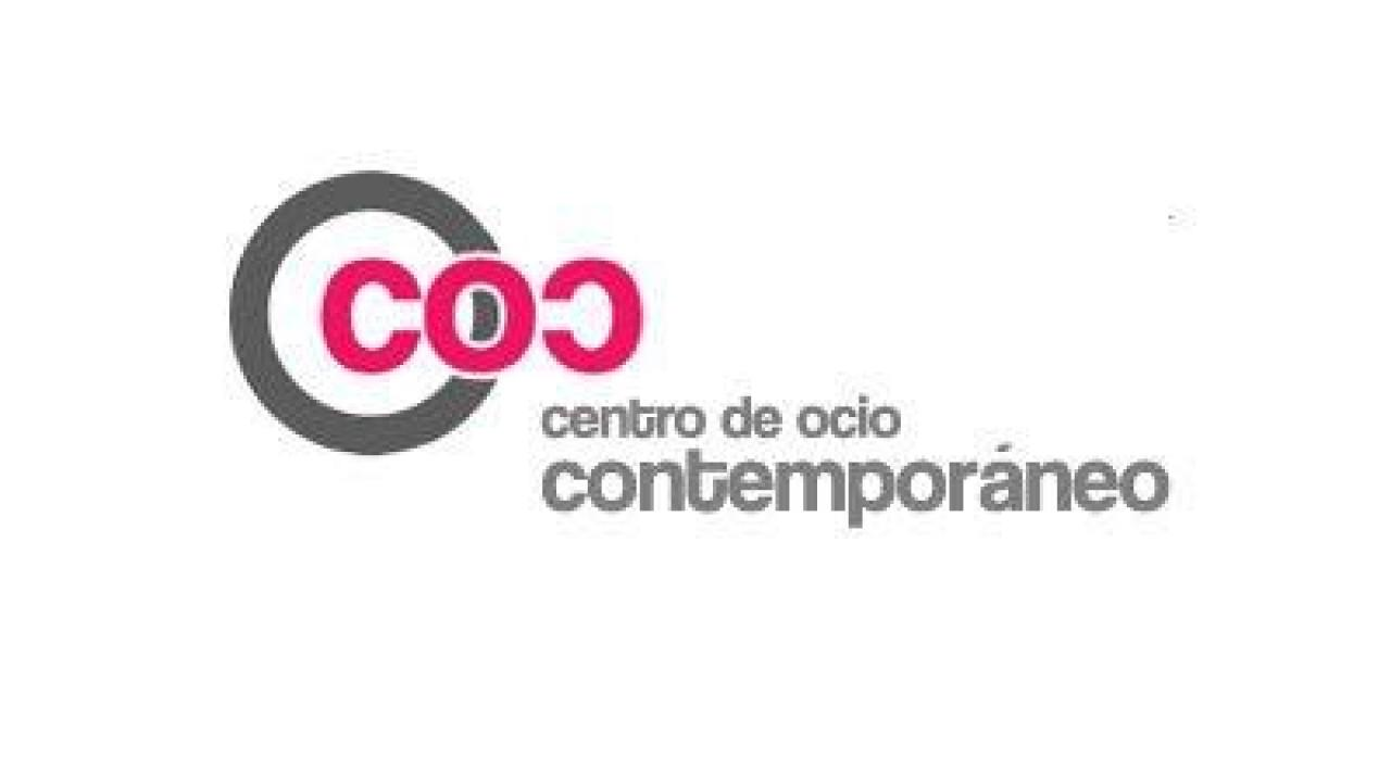 Logo de COC (Centro de Ocio Contemporáneo)