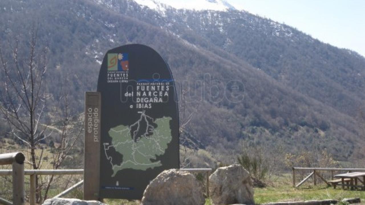 Logo de Parque Natural Fuentes del Narcea