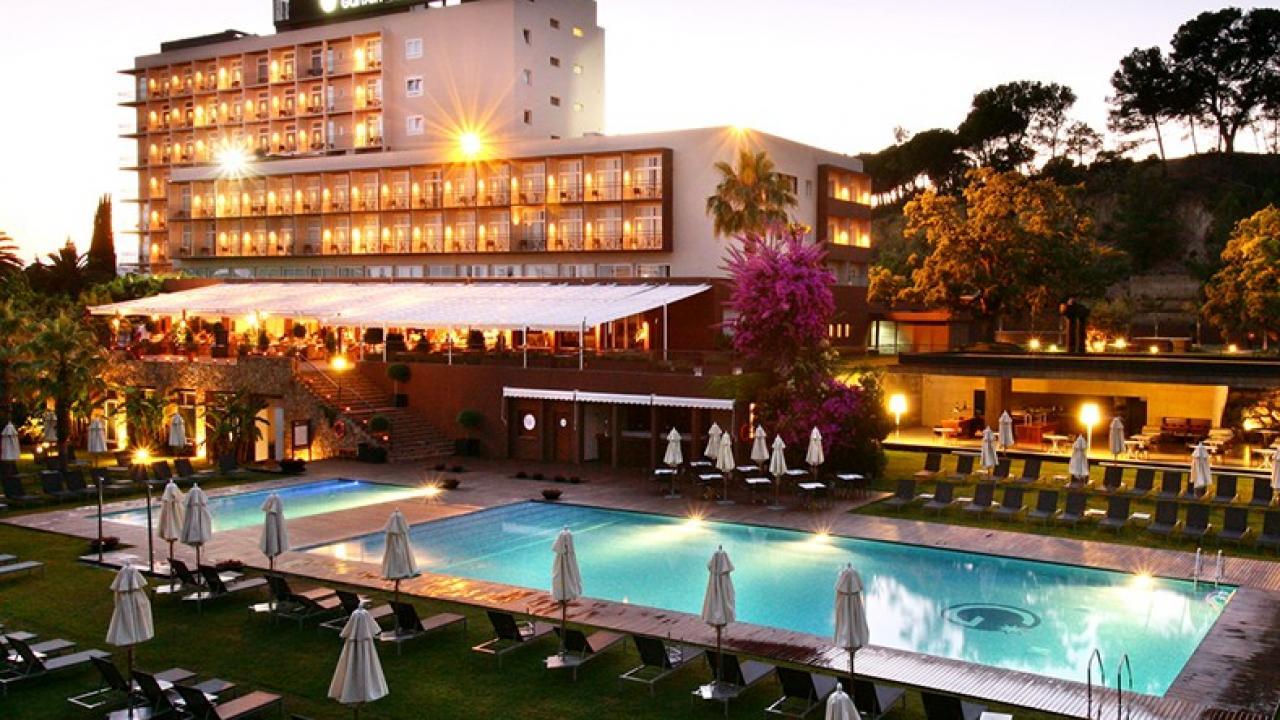 Logo de Jardines del Hotel Guitart Monterrey