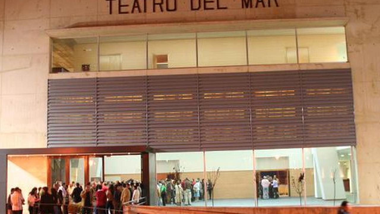 Logo de Teatro del Mar