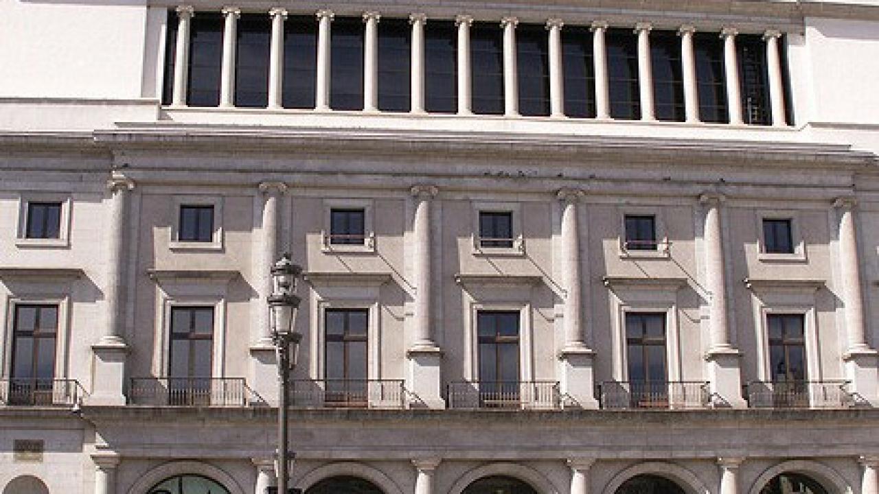 Logo de Teatro Real de Madrid
