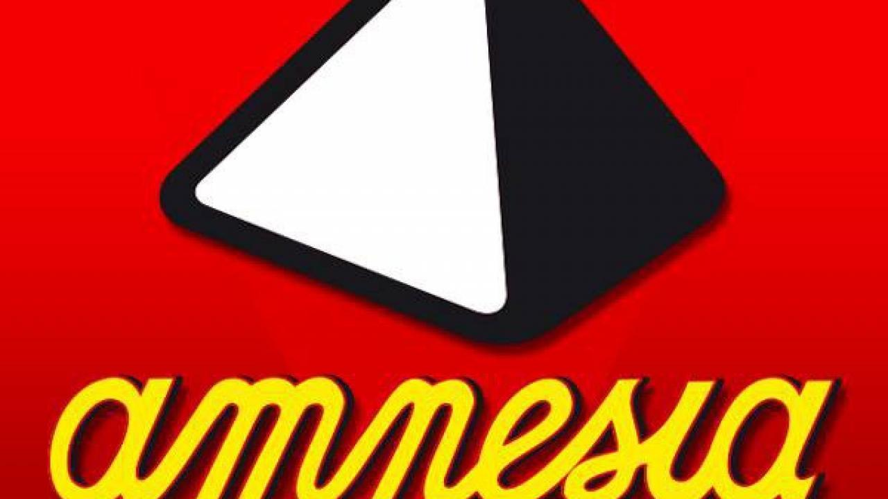 Logo de Amnesia Ibiza