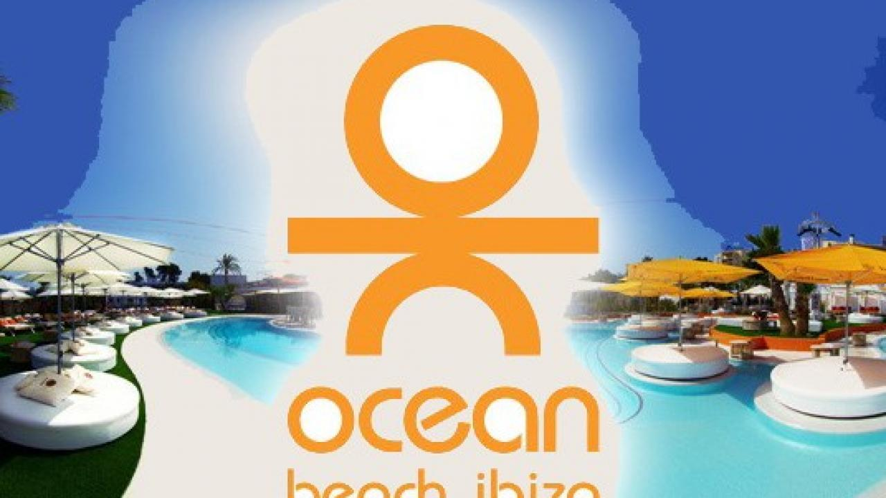 Logo de Ocean Beach Ibiza