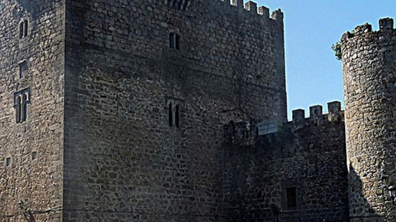Logo de Castillo del Condestable Dávalos