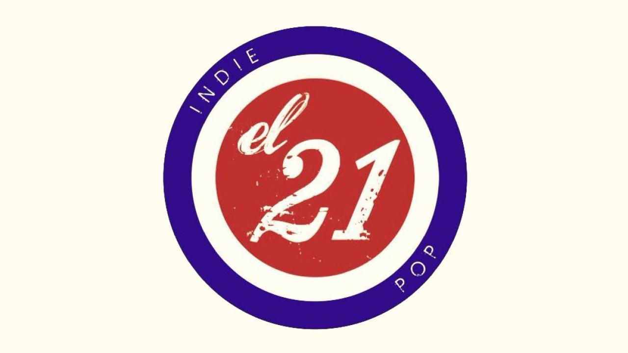 Logo de Sala el 21 o El Veintiuno