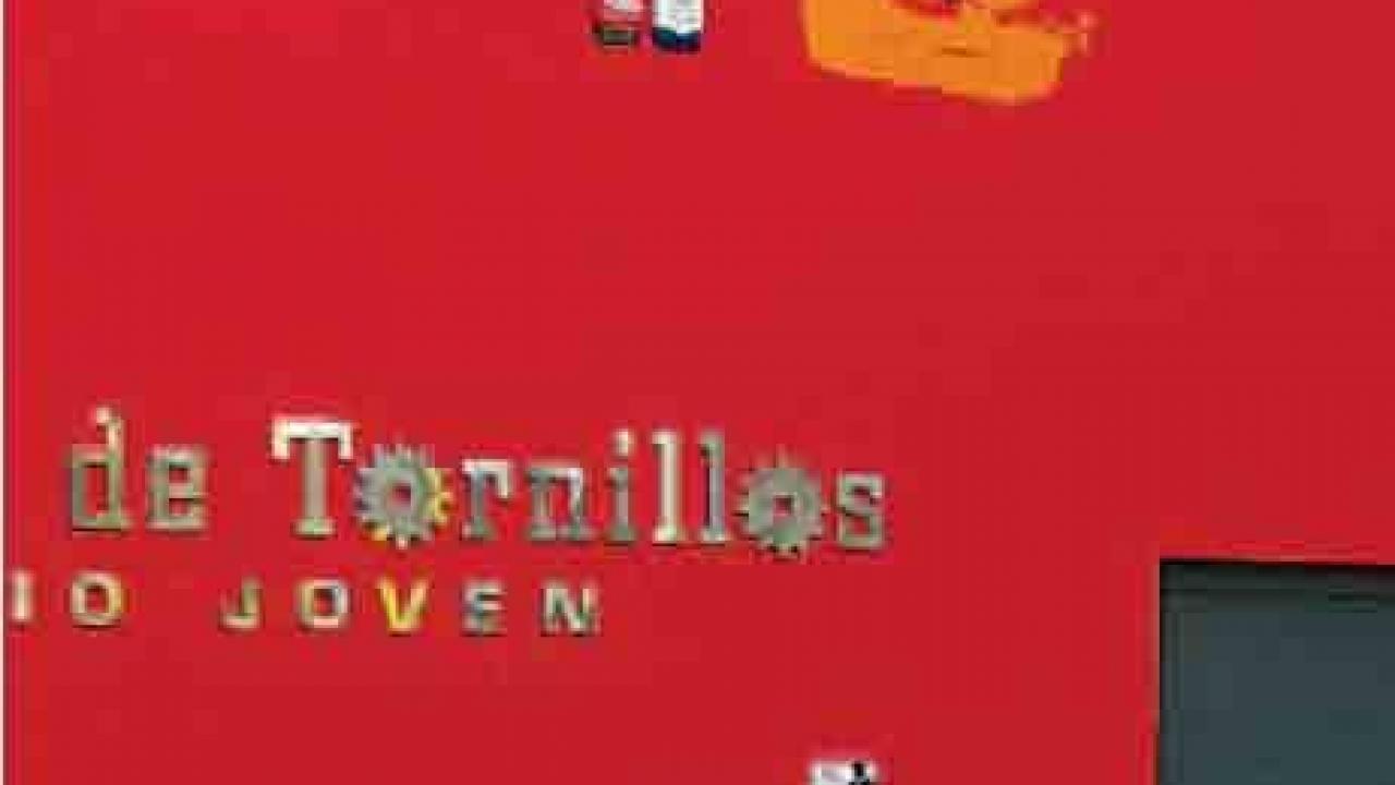 Logo de Sala La Fabrica de Tornillos