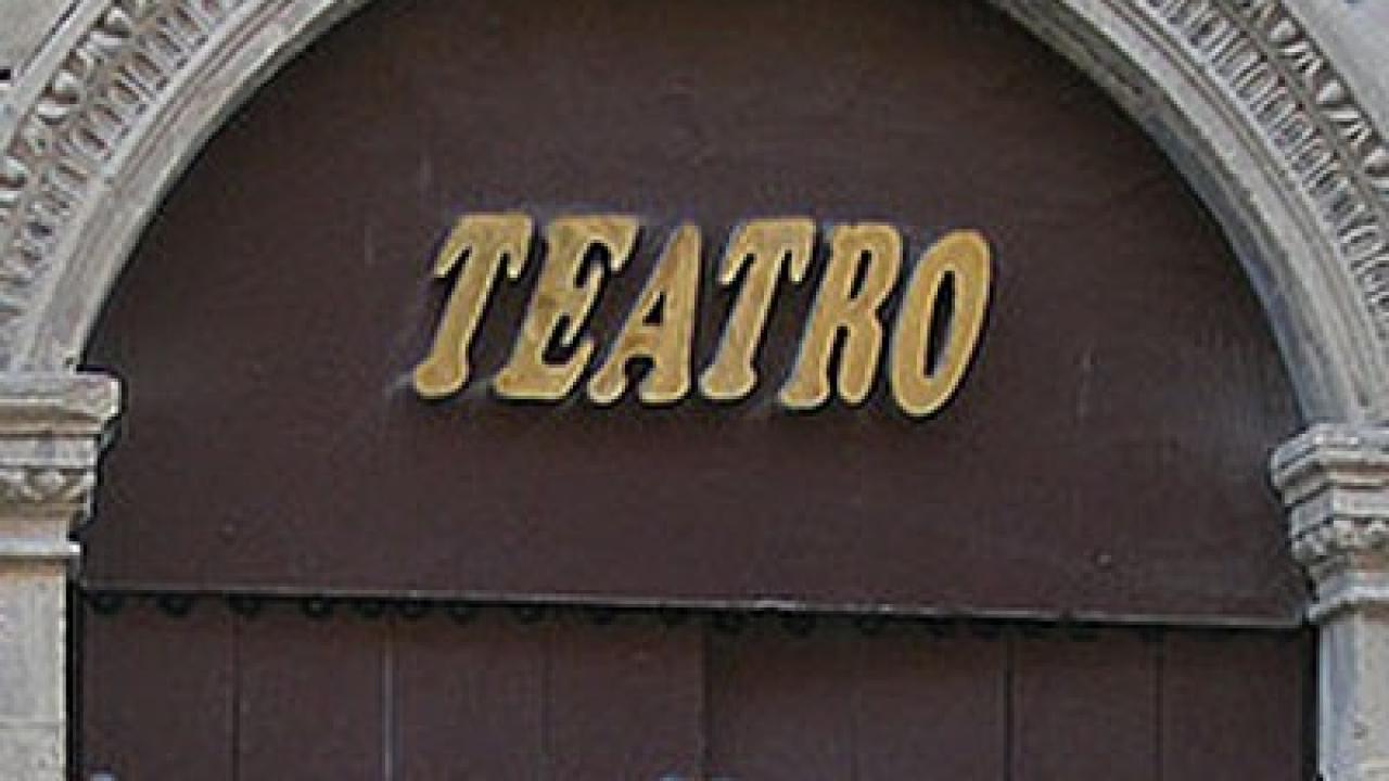Logo de Teatro Ideal Cinema