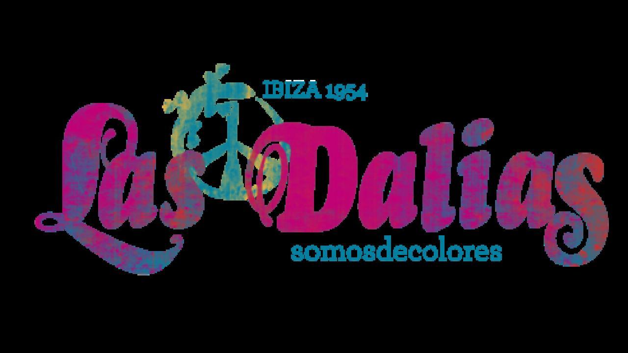 Logo de Las Dalias de Ibiza