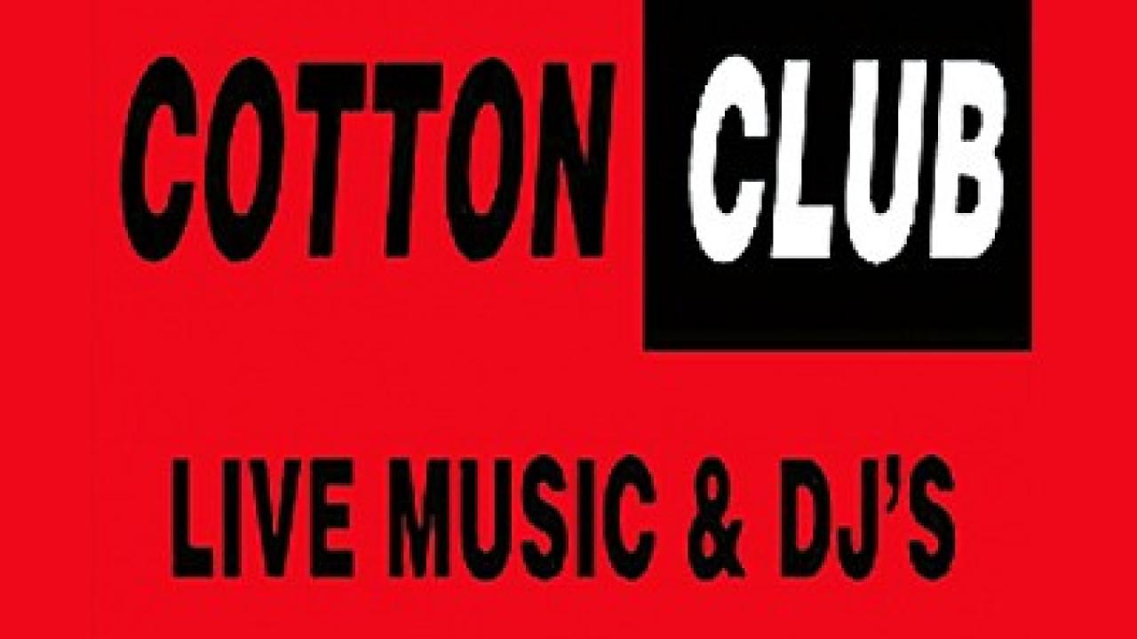 Logo de Cotton Club de Bilbao