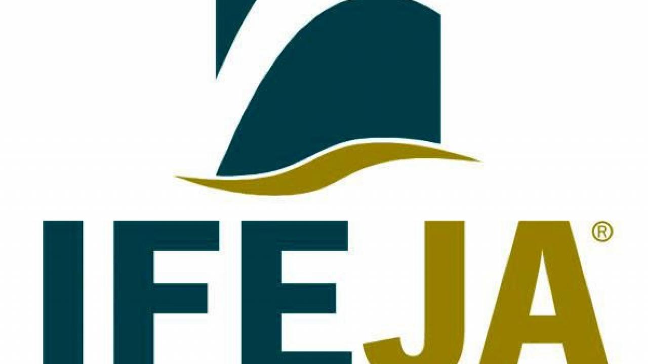 Logo de IFEJA (Recinto Ferial de Jaén)