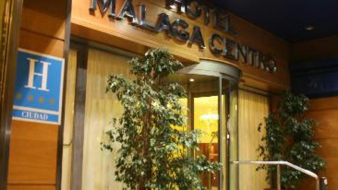 Logo de Hotel Málaga Centro