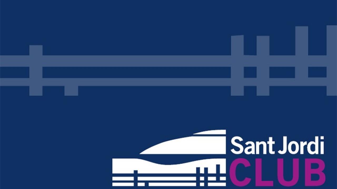 Logo de Sant Jordi Club o Sala Barcelona 92