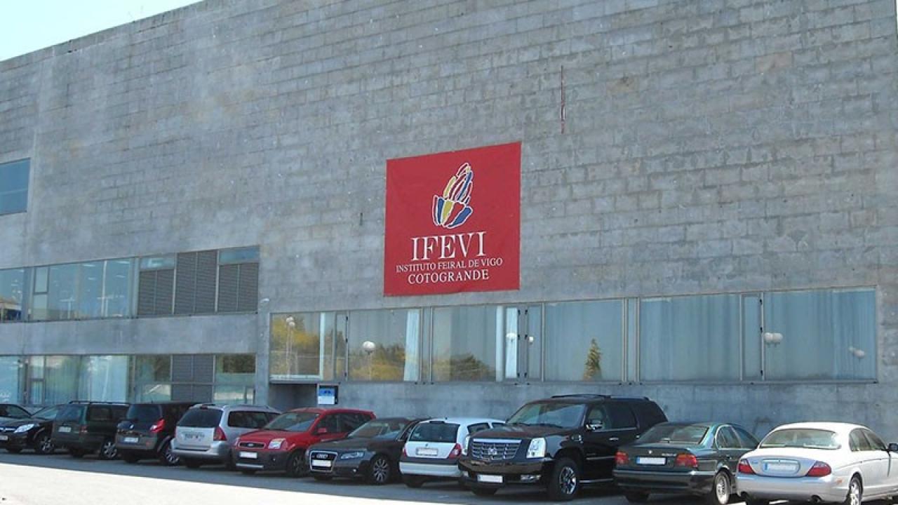 Logo de Recinto Ferial IFEVI de Vigo