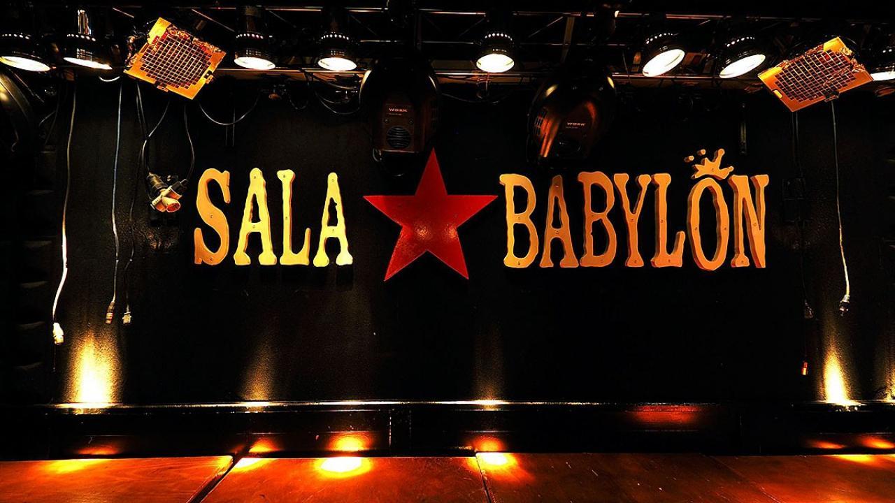 Logo de Sala Babylon de Cuenca (Cerrada)