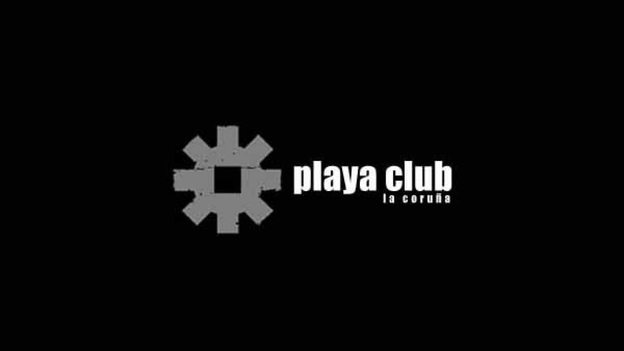 Logo de Discoteca Playa Club