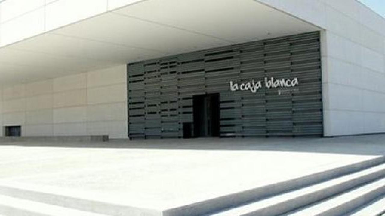 Logo de Auditorio La Caja Blanca