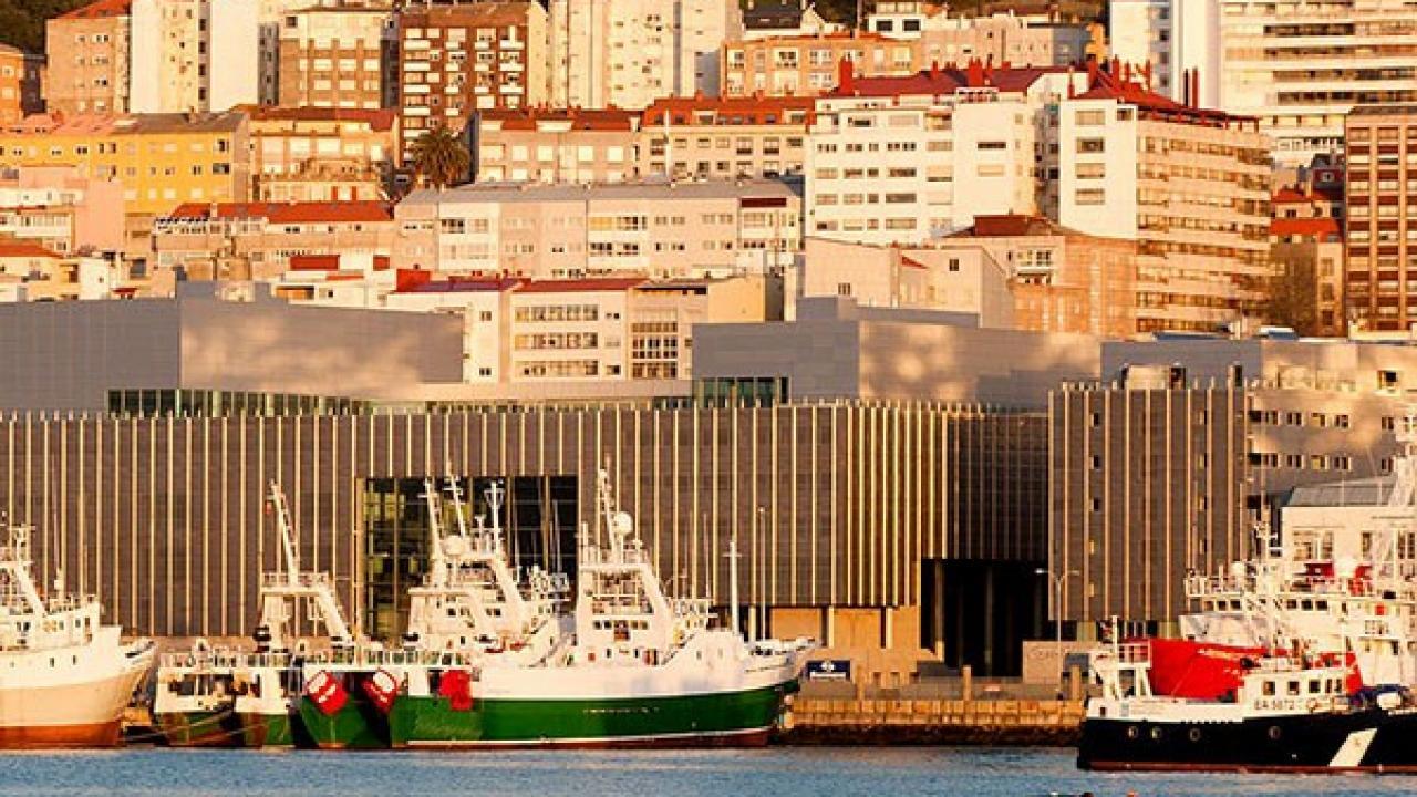 Logo de Auditorio Palacio de Congresos Mar de Vigo