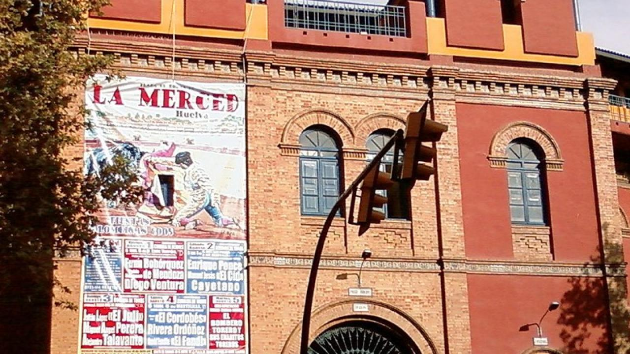 Logo de Plaza de Toros de Huelva La Merced