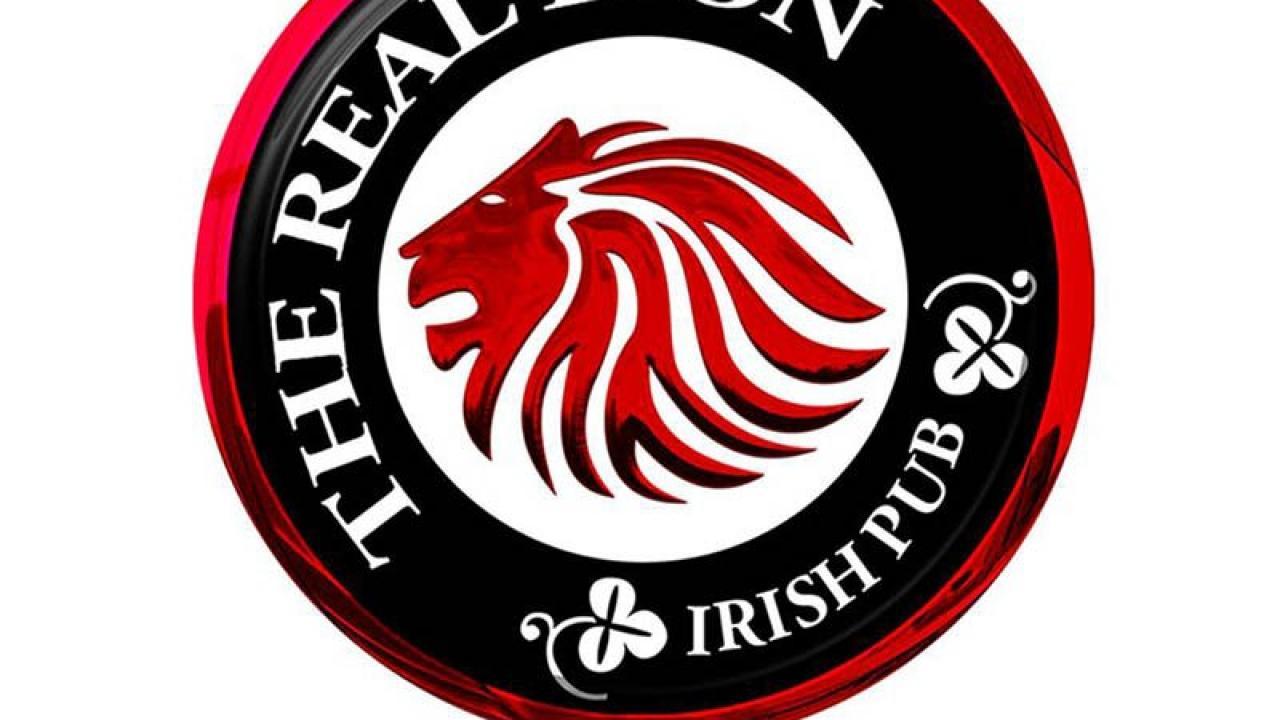 Logo de Sala The Real Lion (Tarberna Irlandesa)