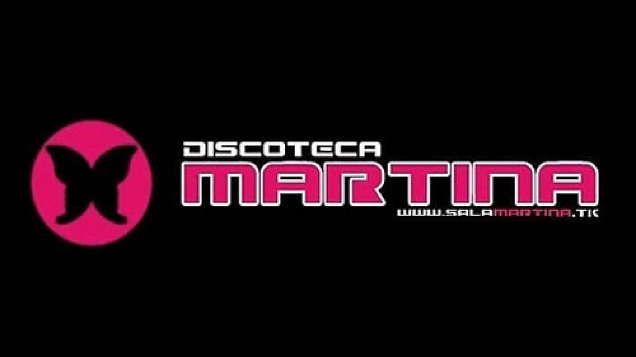 Logo de Discoteca y Sala Martina
