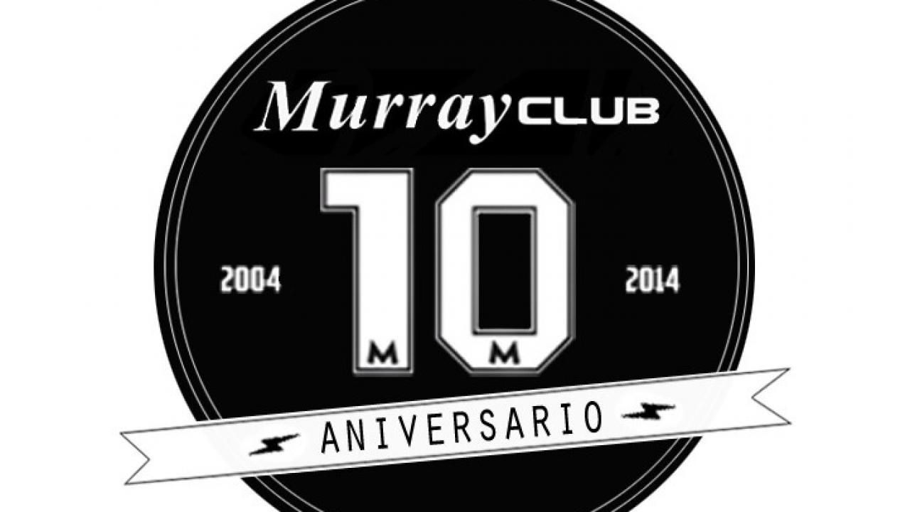 Logo de Agenda - Murray Club