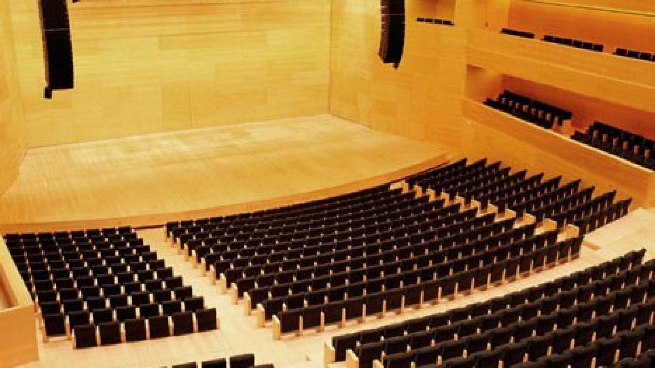 Logo de Auditorio de Girona