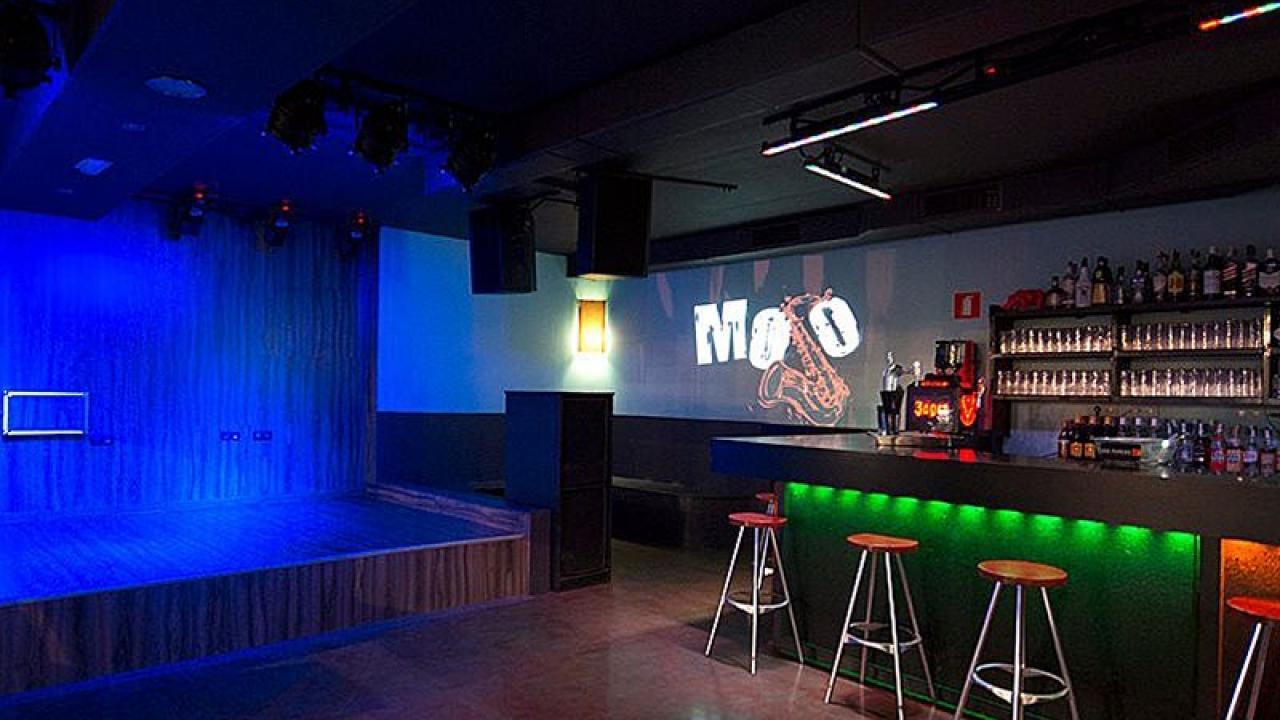 Logo de Mojo Club