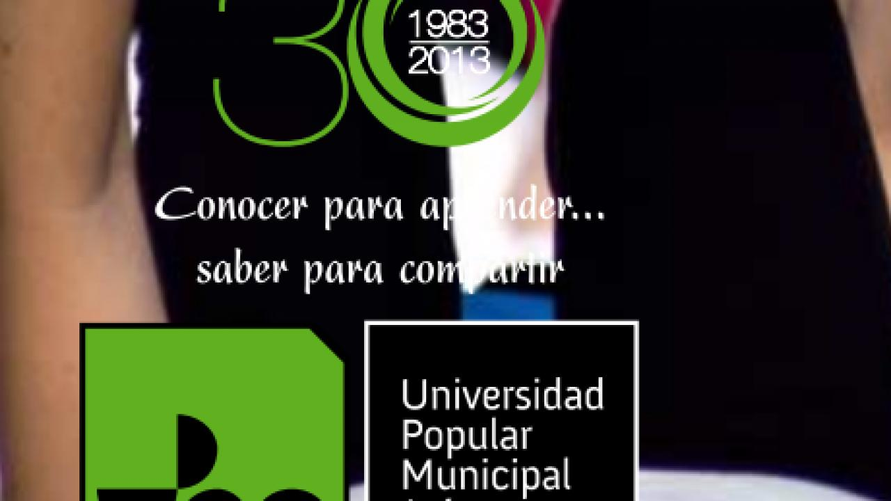Logo de Teatro de Universidad Popular Municipal de Jaen