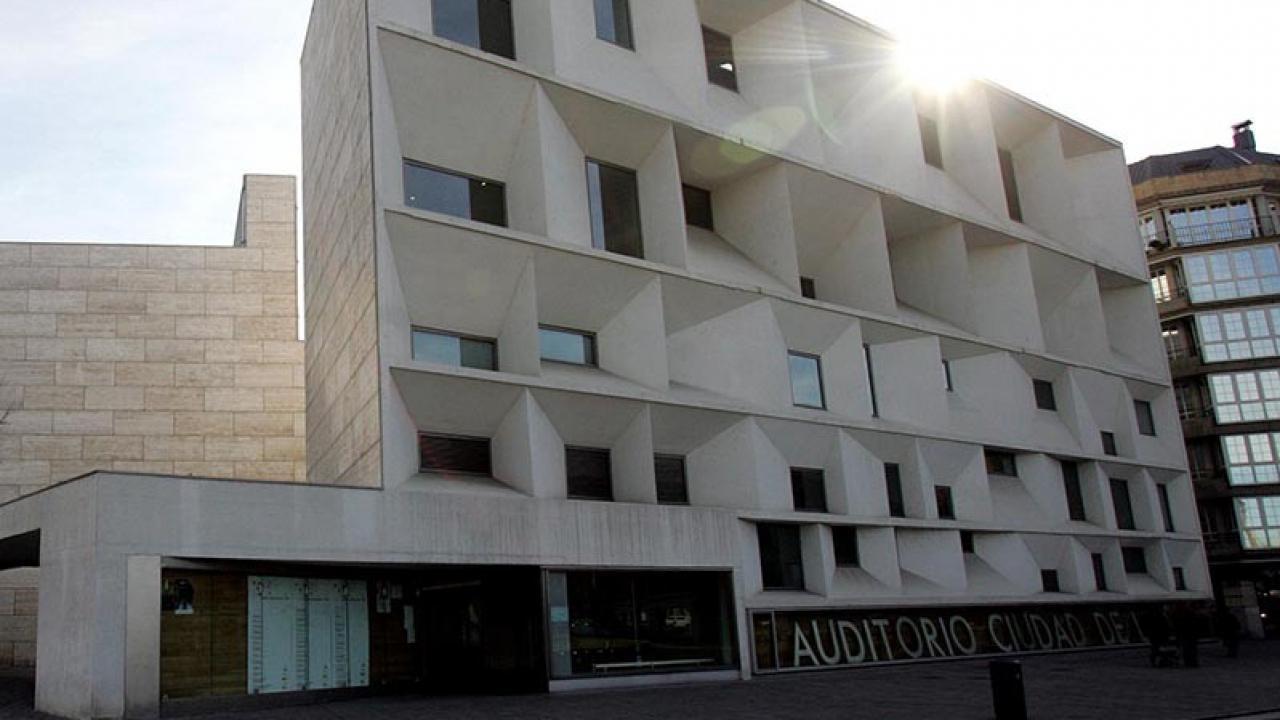 Logo de Auditorio Ciudad de León