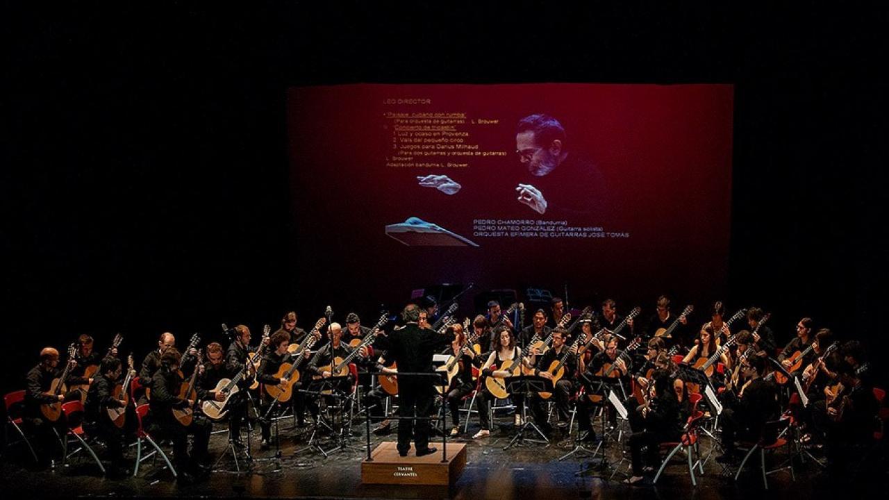 Logo de Teatro municipal Cervantes de Petrer