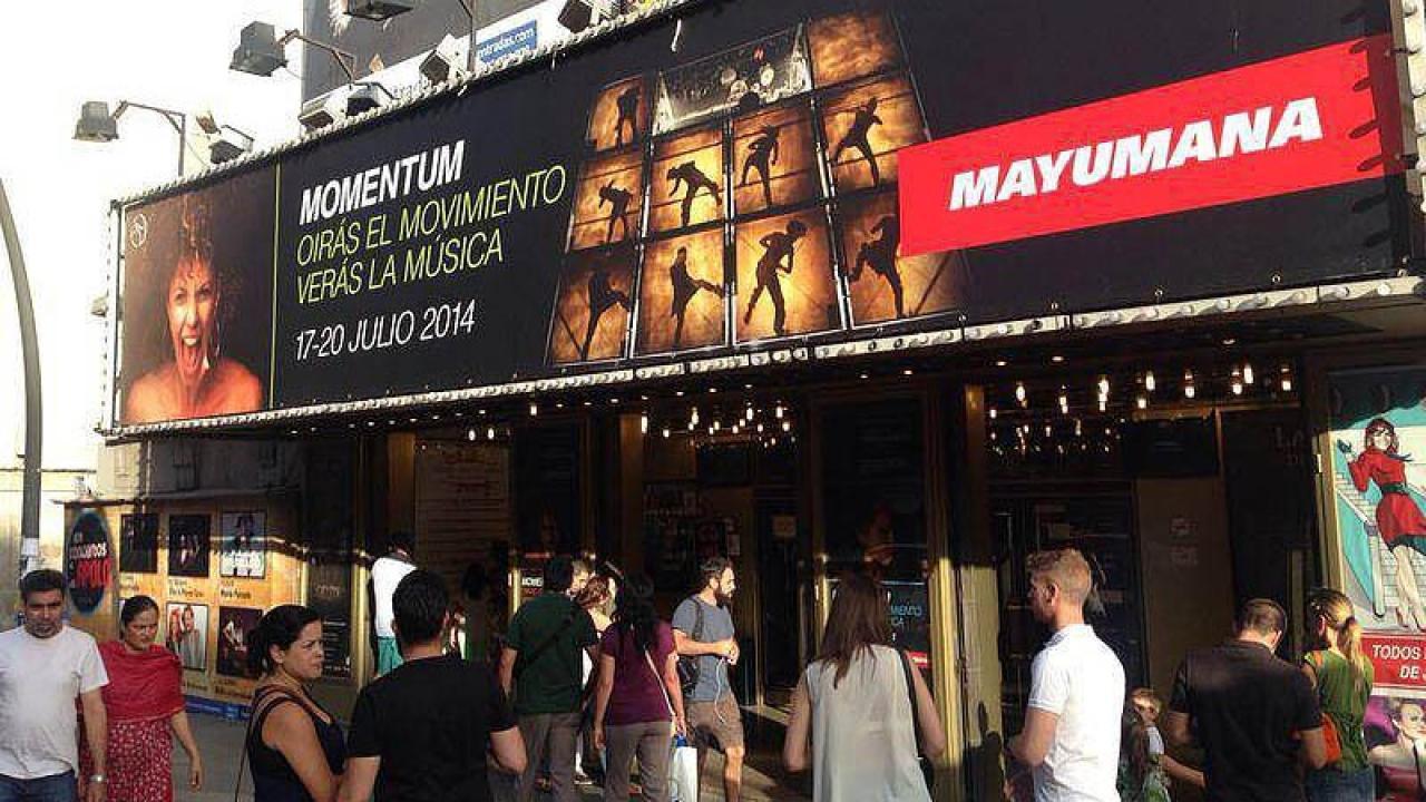 Logo de Teatro Nuevo Apolo