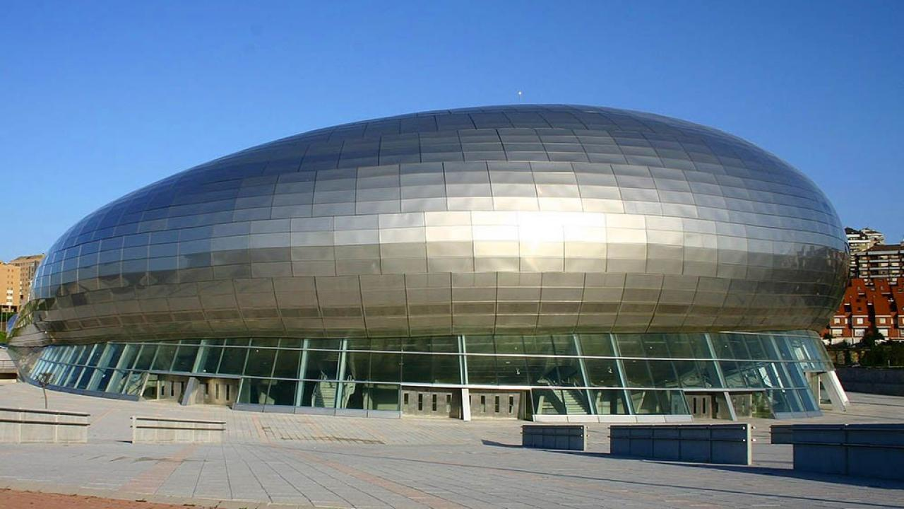 Logo de Palacio de los Deportes de Santander