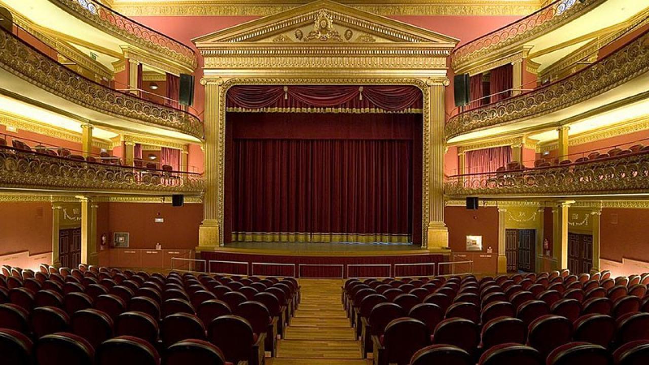 Logo de Teatro Olimpia de Huesca