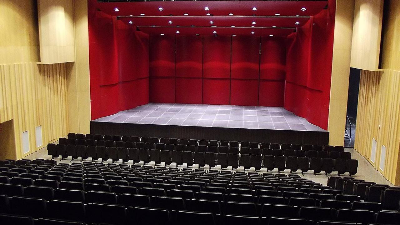 Logo de Auditorio y Teatro Espai Ter
