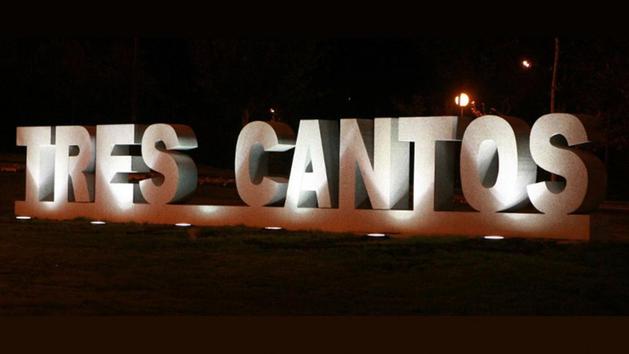 Logo de Teatro Municipal de Tres Cantos