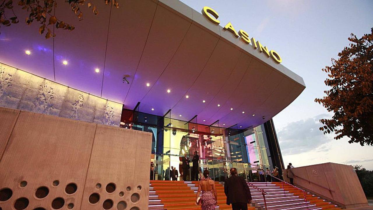 Logo de Casino Cirsa de Valencia