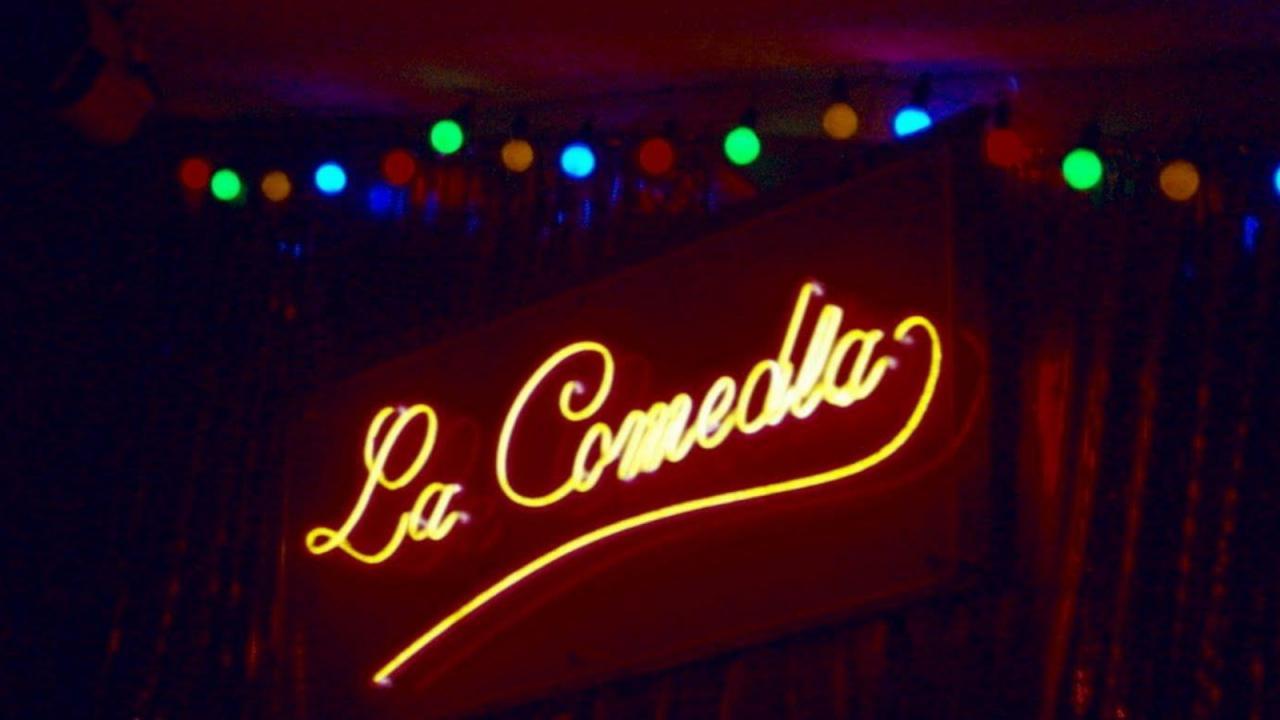 Logo de Sala La Comedia
