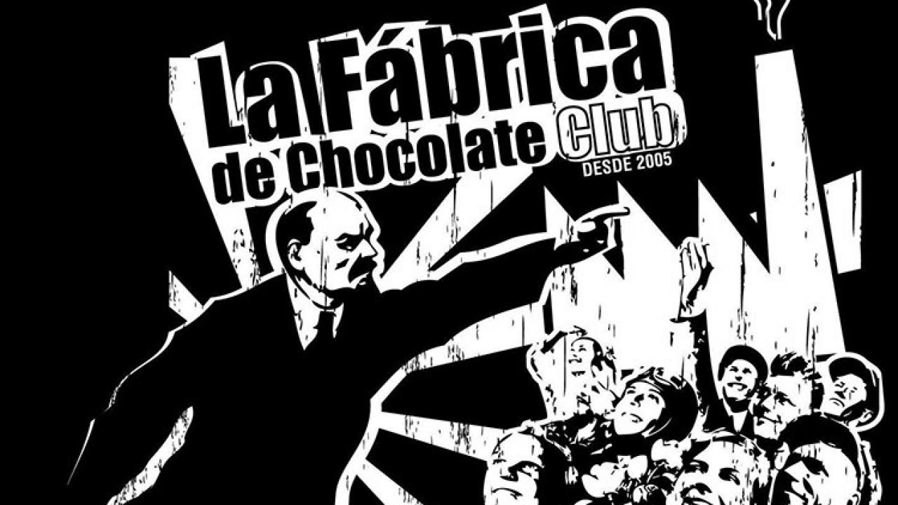Logo de La Fabrica de Chocolate