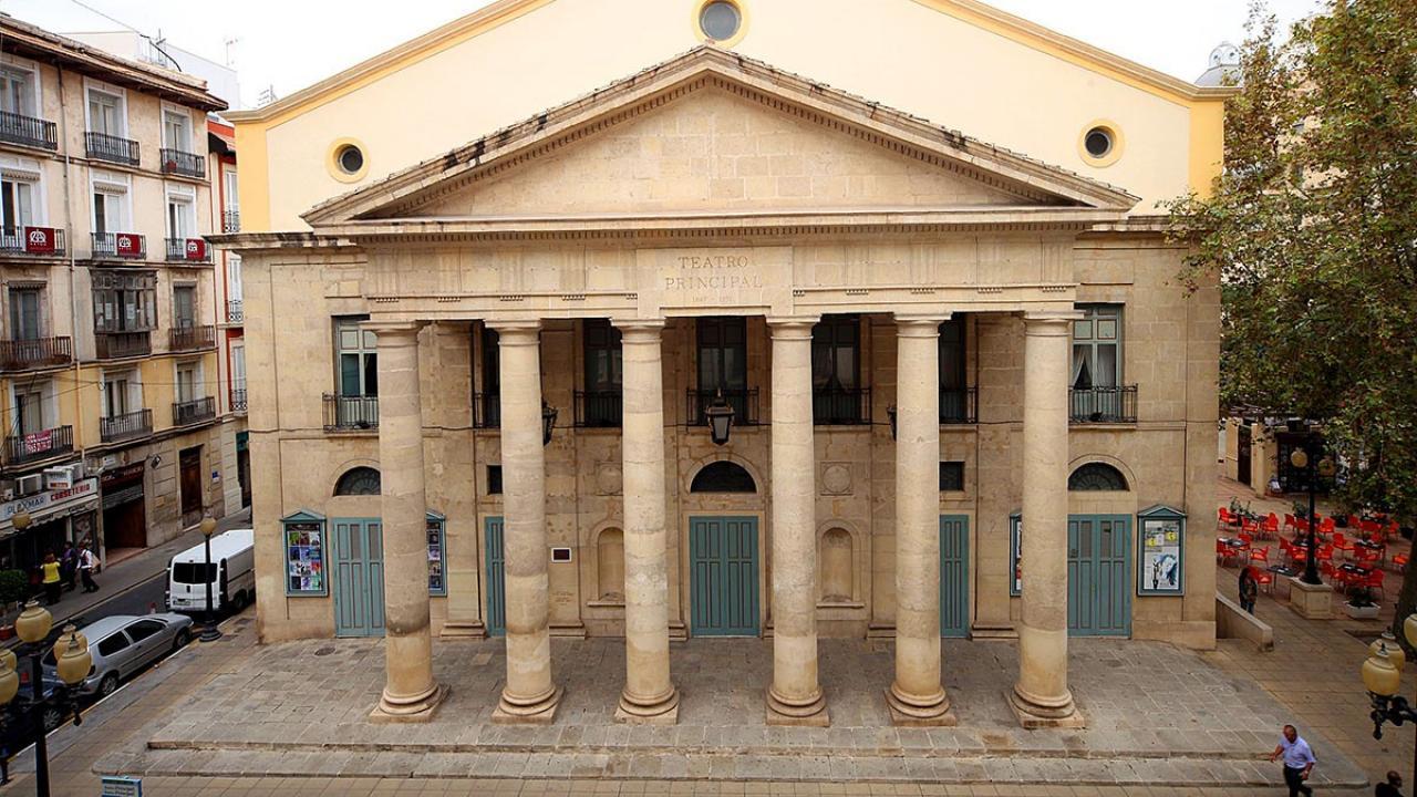 Logo de Teatro Principal de Alicante