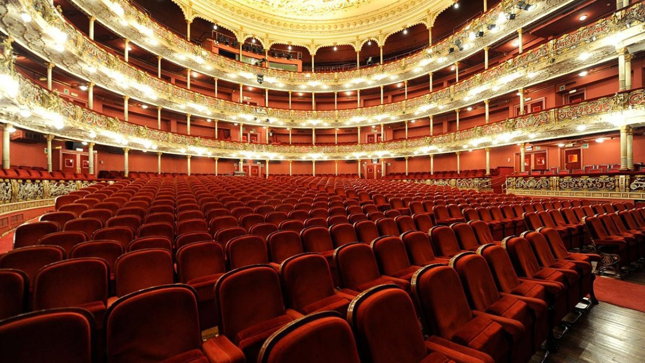 Logo de Teatro Arriaga de Bilbao