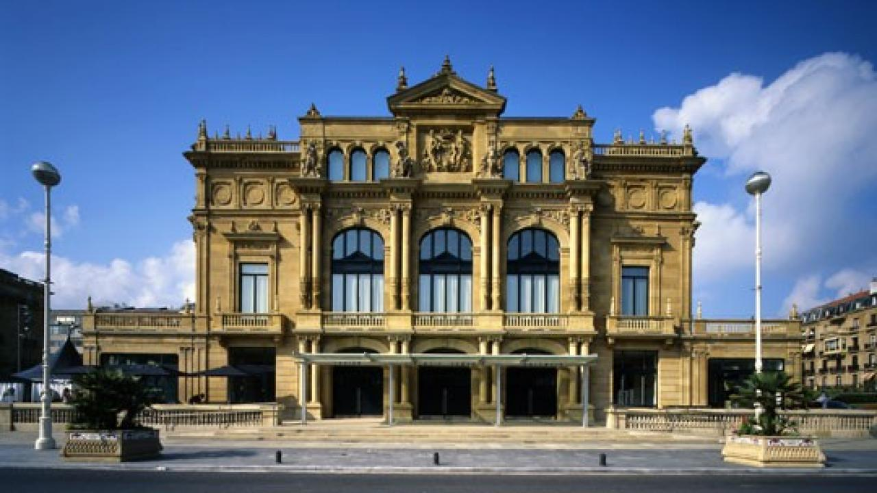 Logo de Teatro Victoria Eugenia