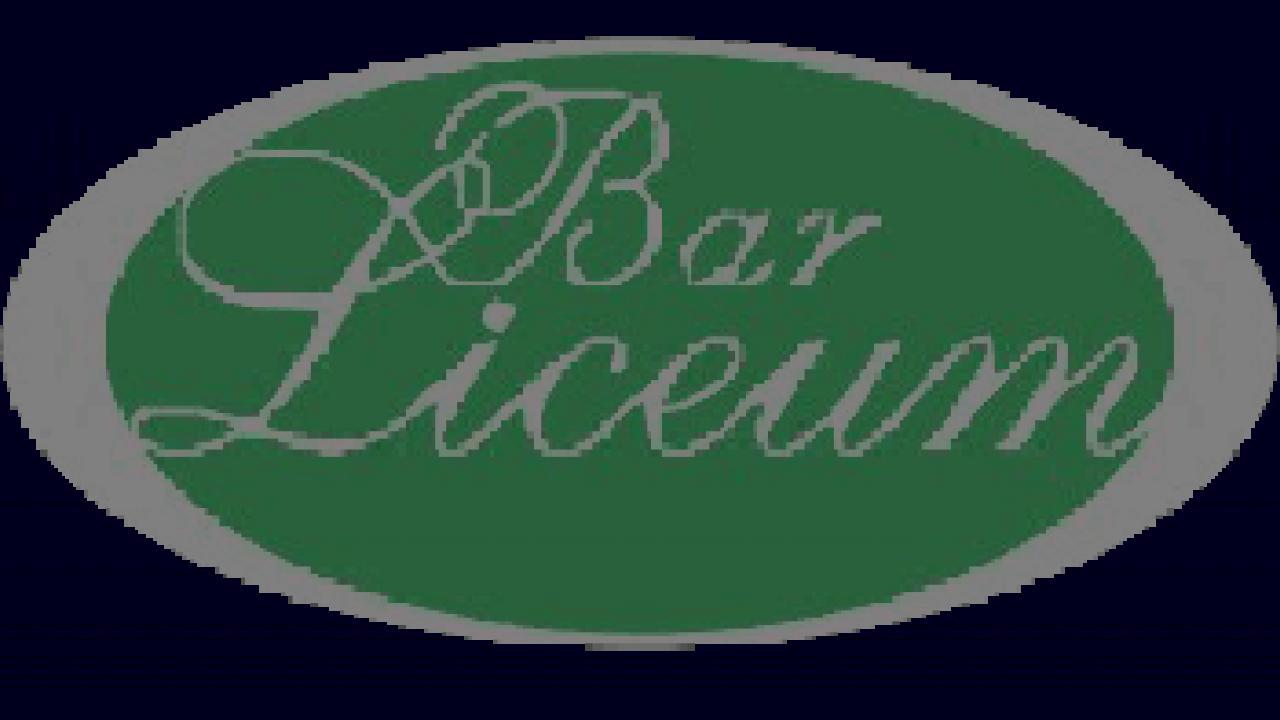 Logo de Sala Bar Liceum