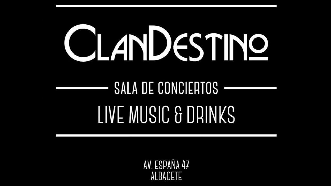 Logo de Sala Clandestino