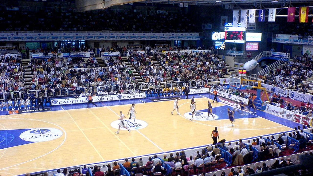 Logo de Polideportivo Pisuerga