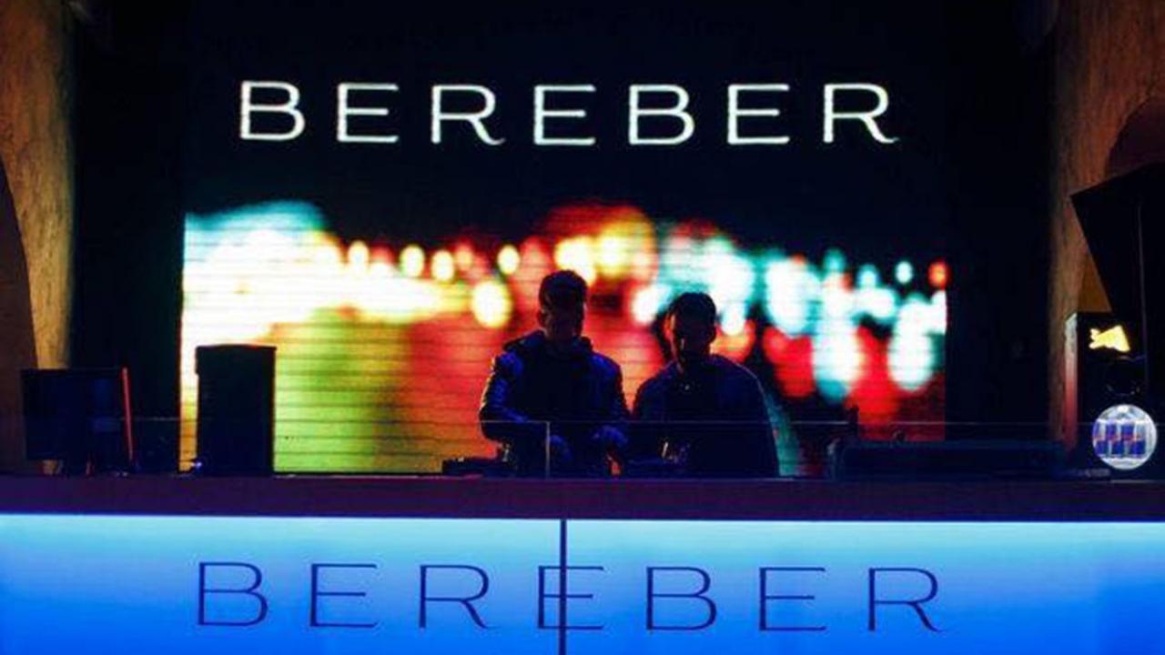 Logo de Discoteca Bereber