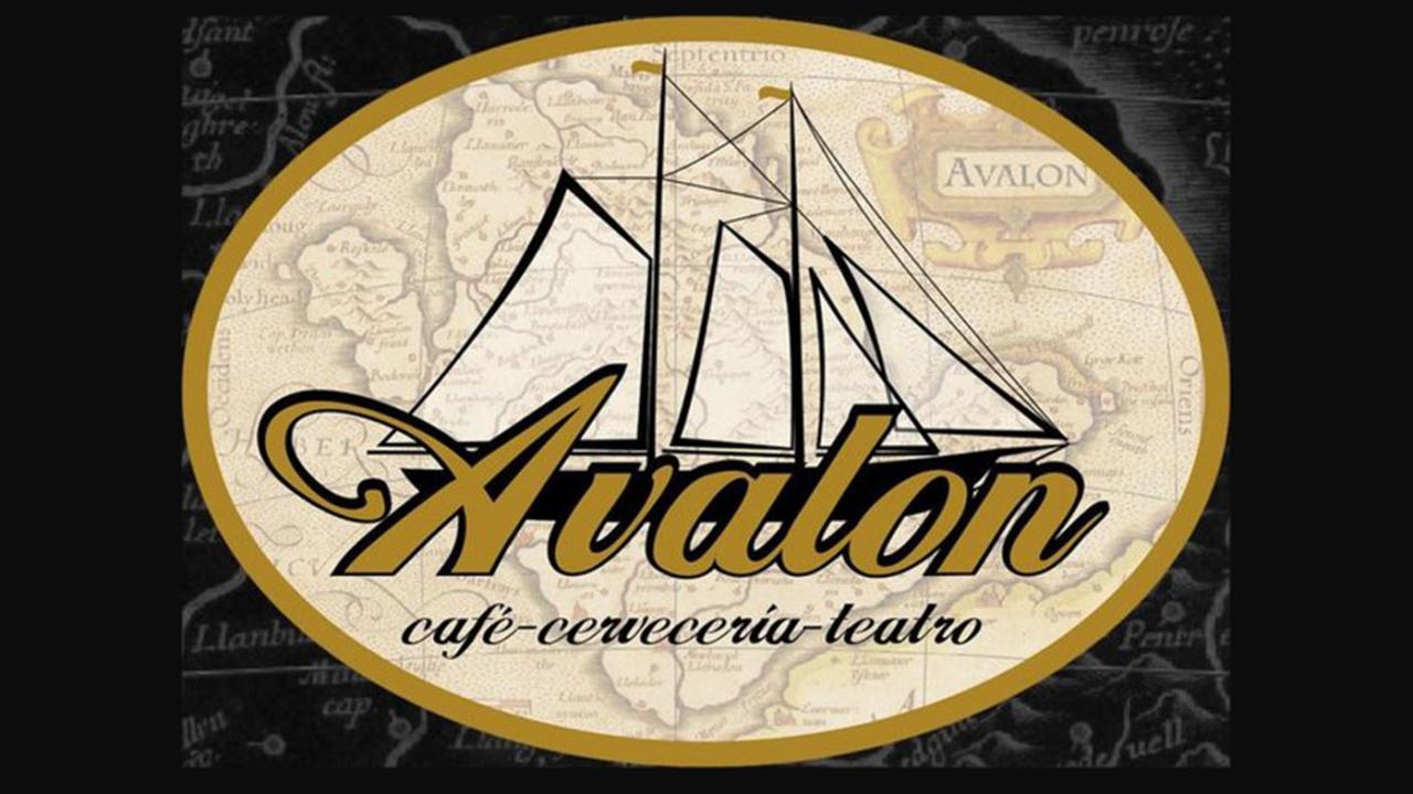 Logo de Café Teatro Avalon